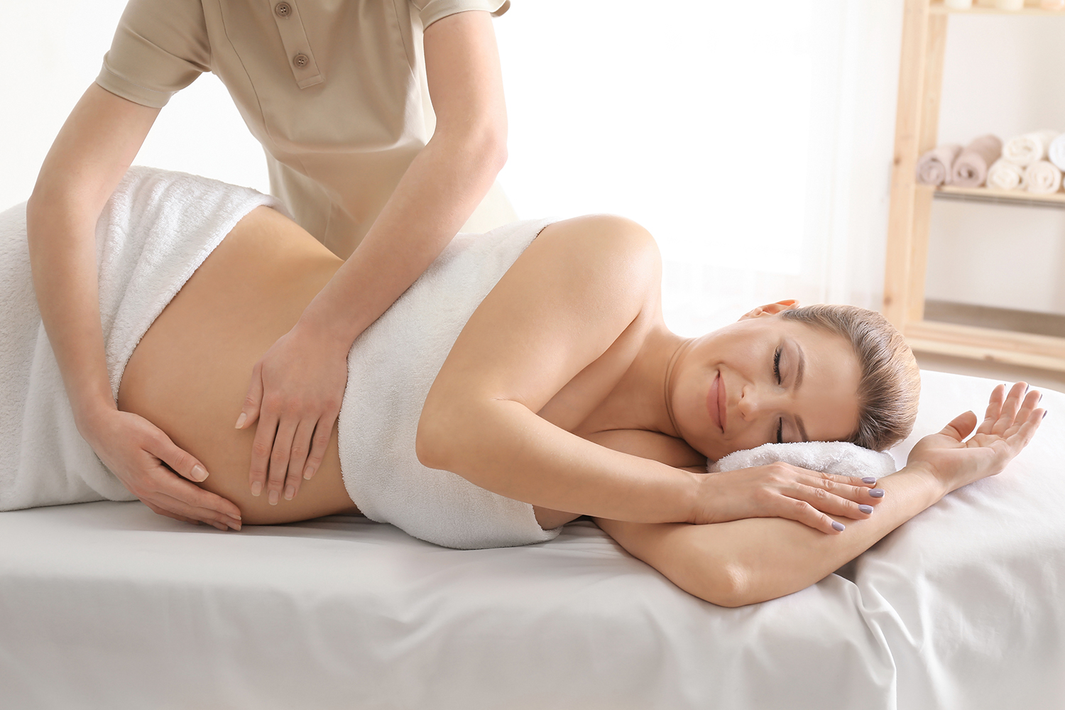 Pregnancy Massage Sheldon Spa
