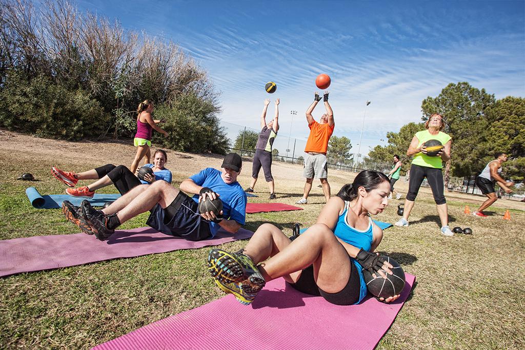 Sheldon Spa Fitness Blog